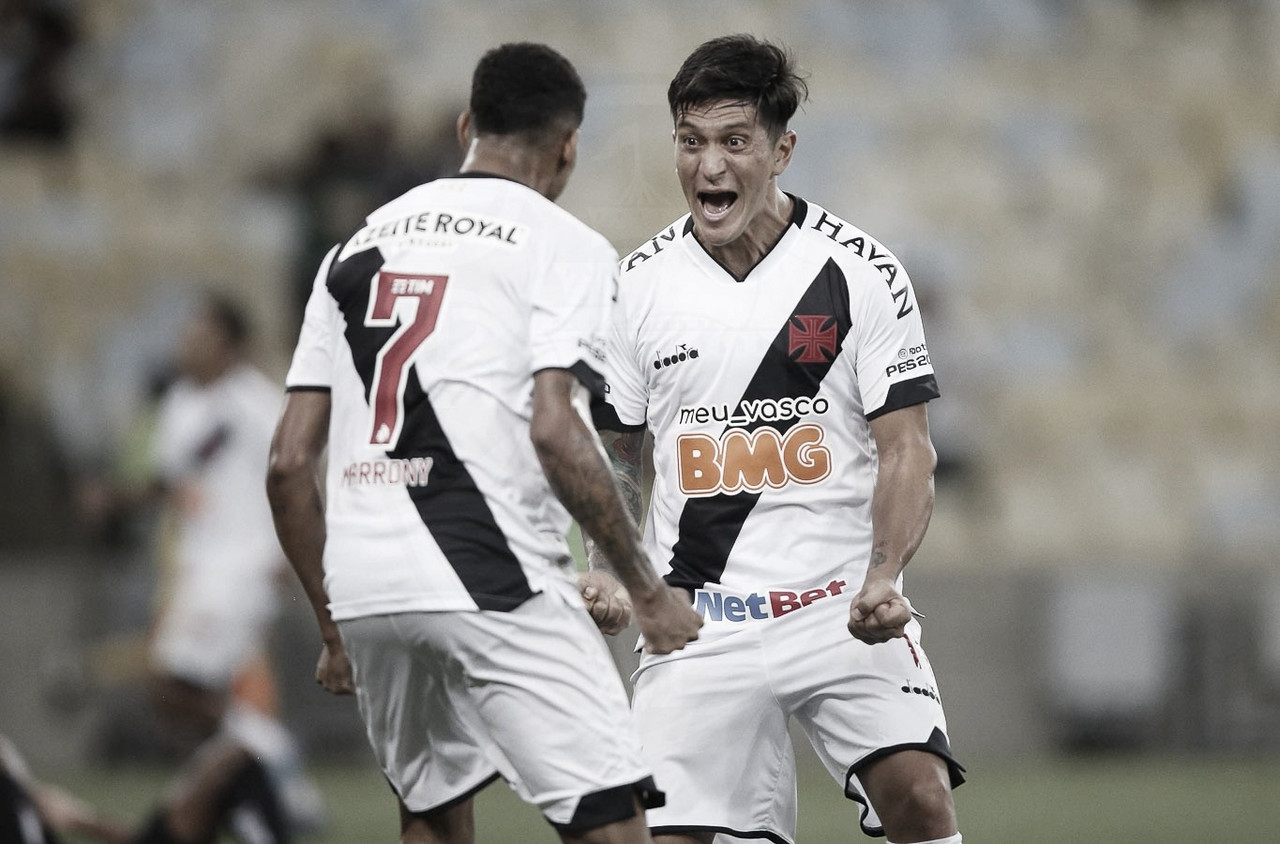 Cano decide, e Vasco derrota ABC para seguir na Copa do Brasil