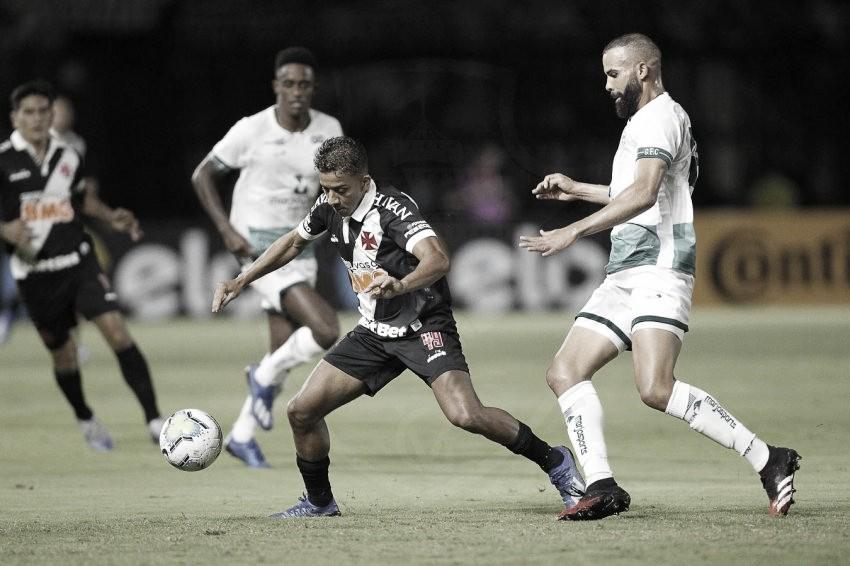 Na estreia de Thiago Larghi, Goiás reencontra Vasco na luta por vaga na Copa do Brasil