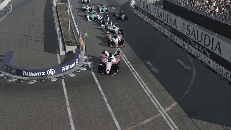 Confira a classificação do Desafio Virtual da Fórmula E após quarta etapa