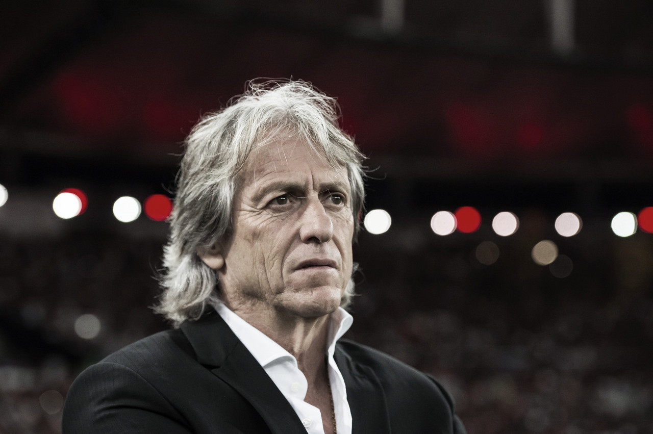 Falta só anunciar: Jorge Jesus e Flamengo chegam a acordo para renovação