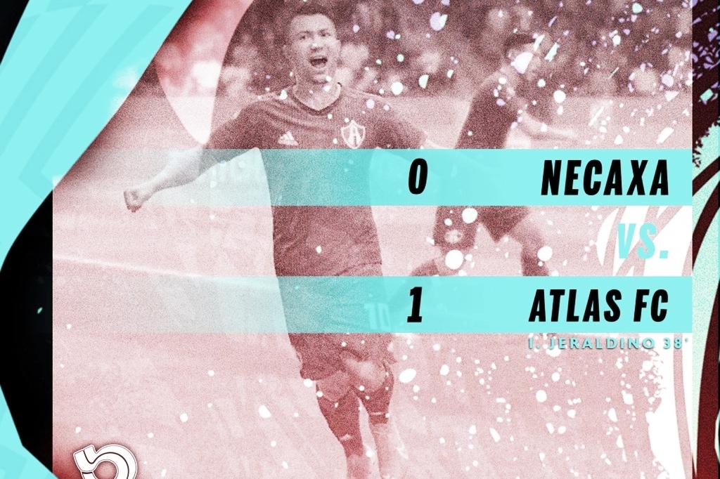 Atlas vence a Necaxa y espera milagro para entrar a liguilla