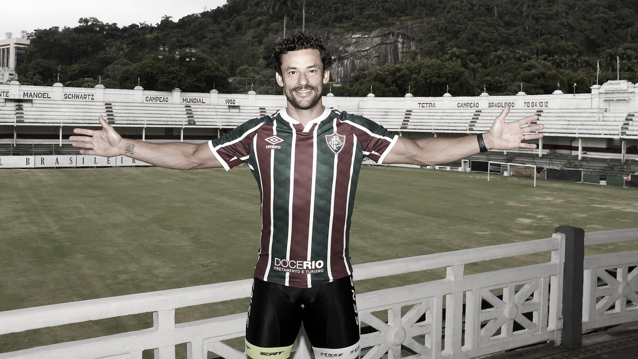 Após pedalar mais de 600 quilômetros, Fred chega à sede do Fluminense