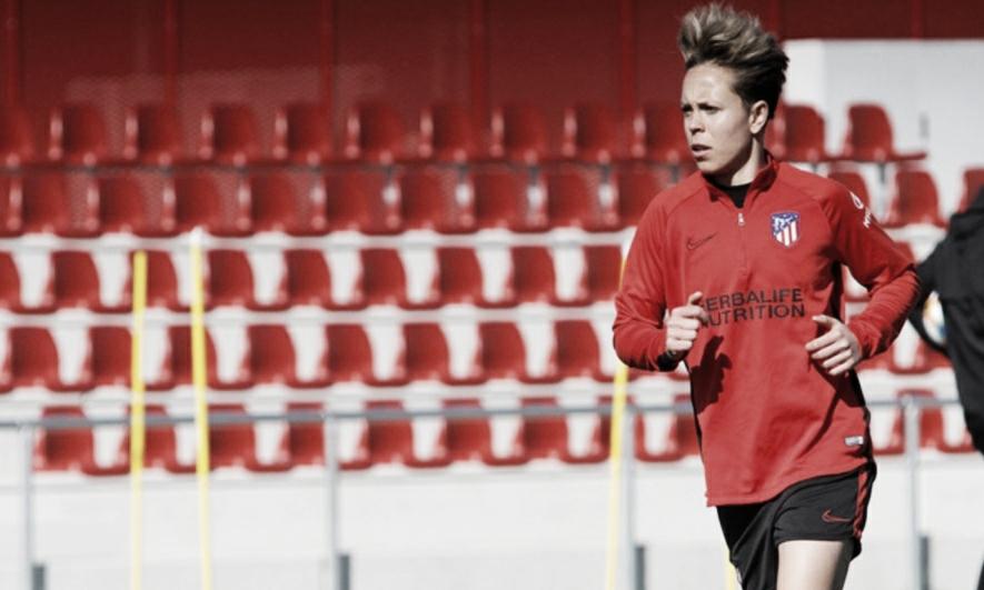Vuelta al tajo para el Atlético de Madrid Femenino