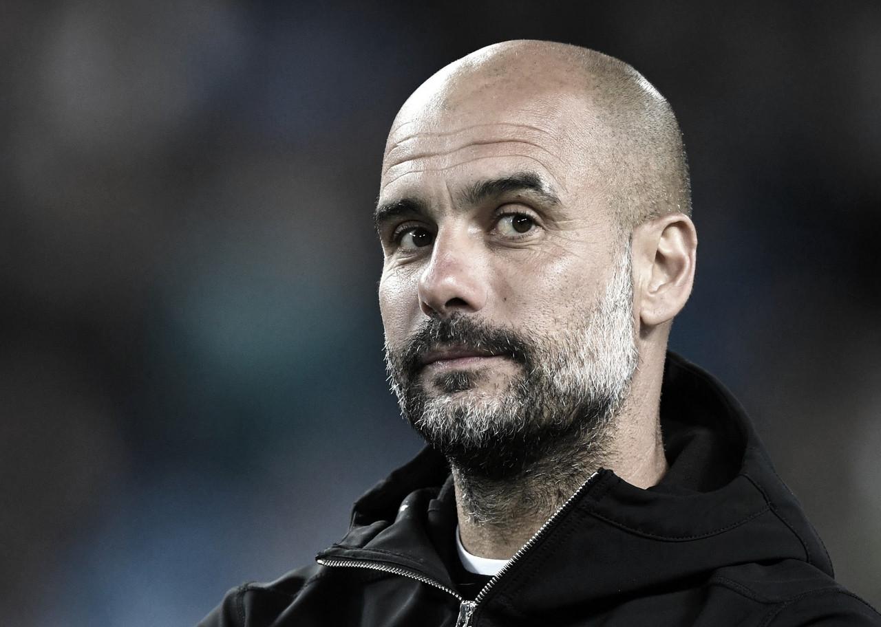 Guardiola elogia atuação do City, mas se mostra preocupado com lesão de Garcia