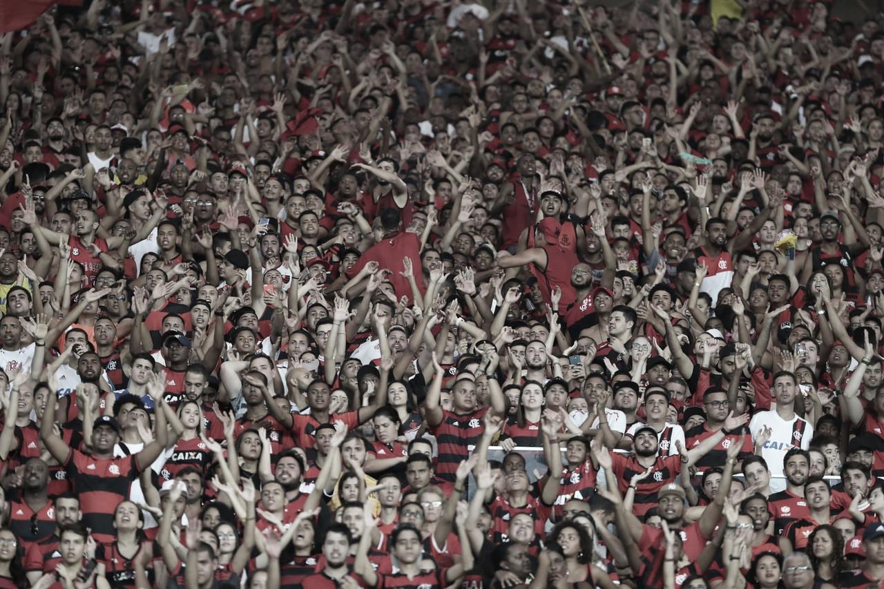 Flamengo lidera com folga engajamentos nas redes sociais; Corinthians e São Paulo vêm na sequência