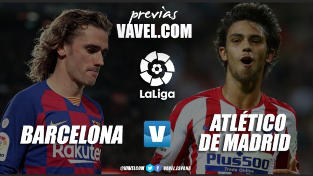 Previa F.C. Barcelona - Atlético de Madrid: a hurgar en la herida culé