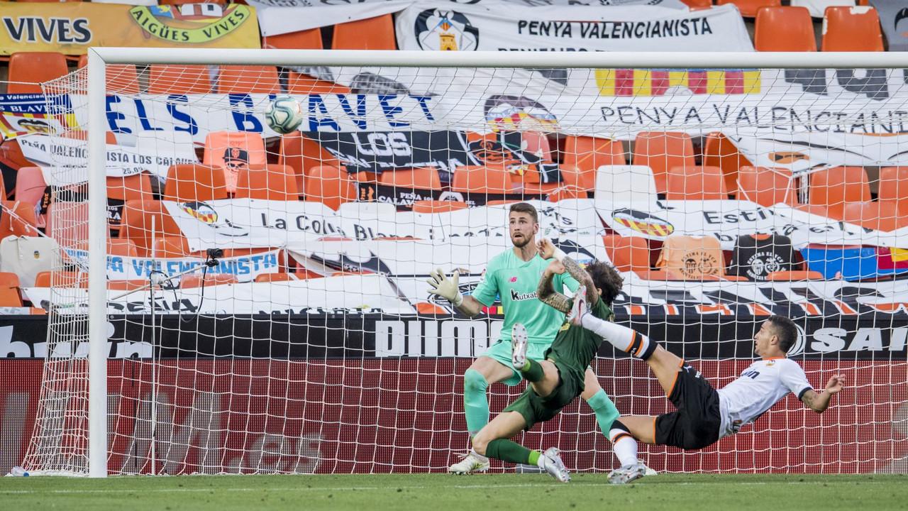 Un Valencia necesitado de puntos
