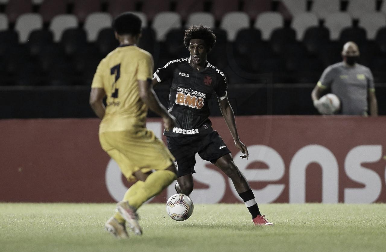 Vasco bate Madureira, mas é eliminado no Campeonato Carioca