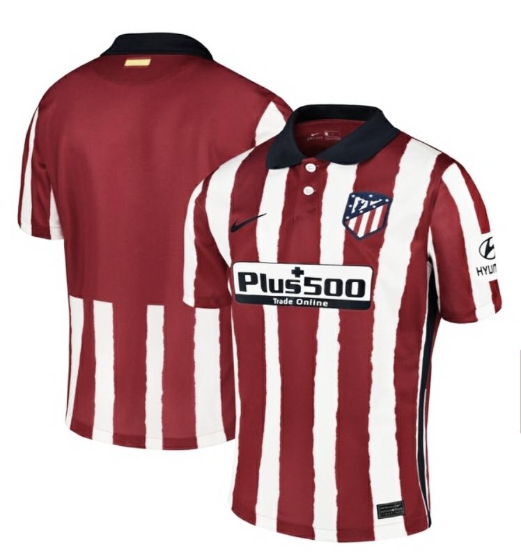 El Atlético de Madrid presenta su equipación para la temporada que viene