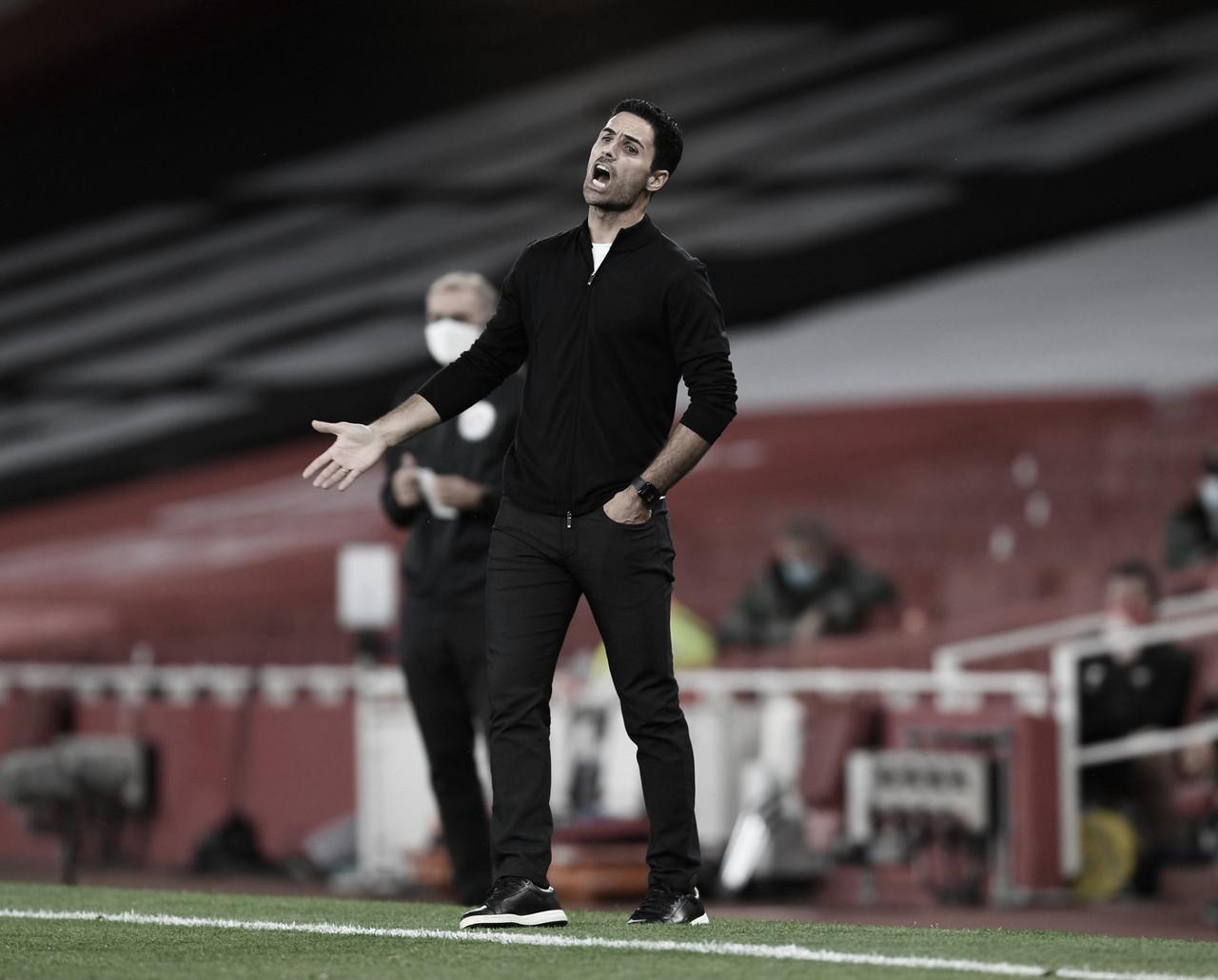 """Arteta celebra classificação do Arsenal à final da FA Cup: """"Feliz e orgulhoso"""""""