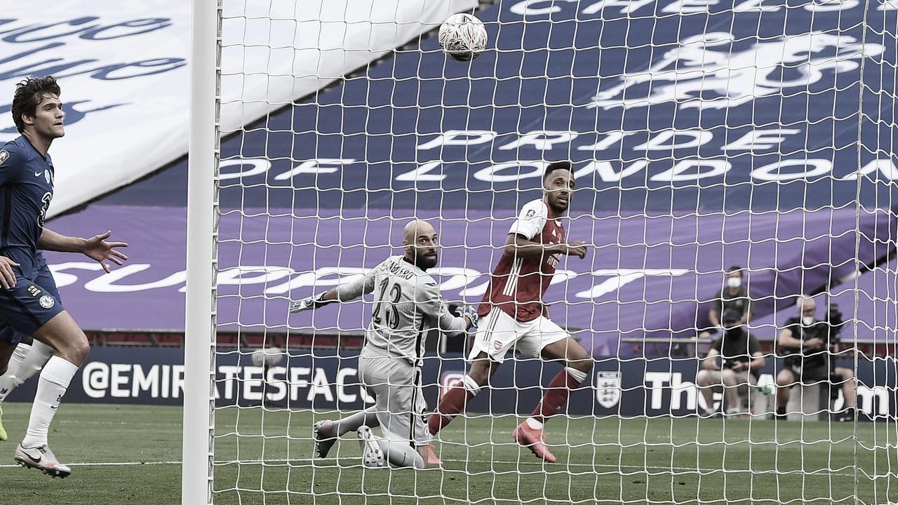 Maior campeão, Arsenal derrota Chelsea de virada e conquista FA Cup pela 14ª vez