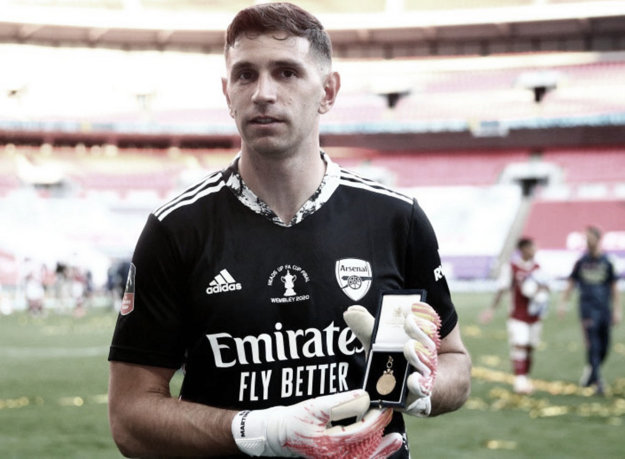 Sin debutar en Argentina a figura en Inglaterra