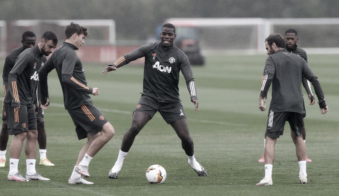 Em grande fase, Manchester United recebe Lask nas oitavas da Europa League