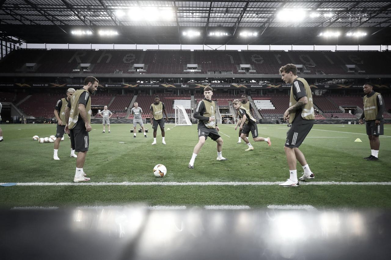 Favorito, Manchester United encara Copenhagen por vaga nas semis da Europa League