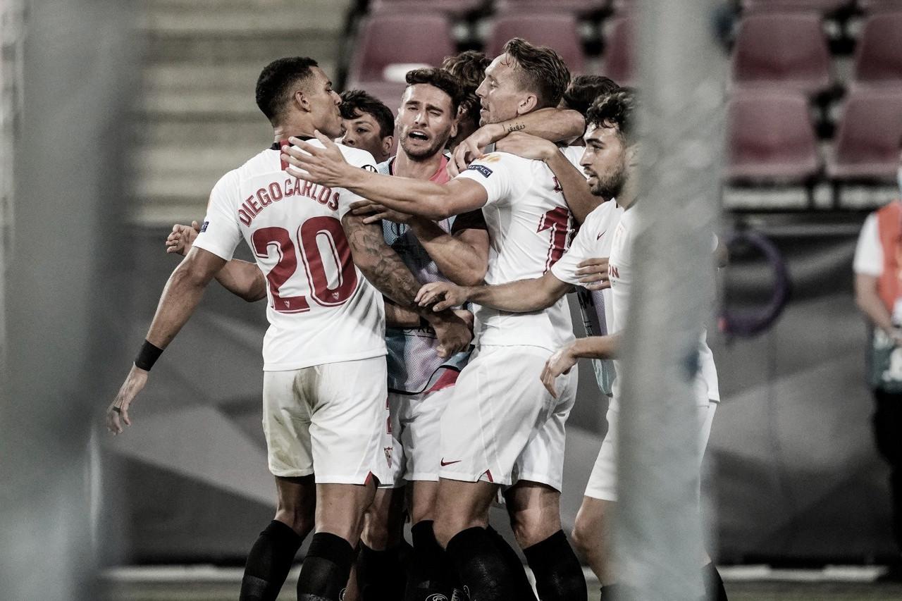 Mais uma final: Sevilla bate Manchester United e vai em busca do hexa da Europa League