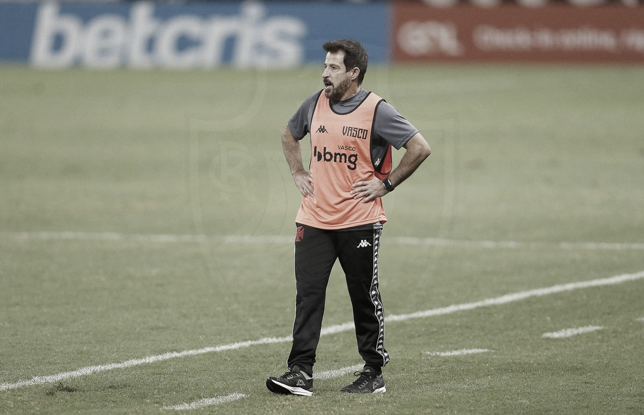 "Ramon exalta entrega do líder Vasco: ""Dá orgulho de ver"""