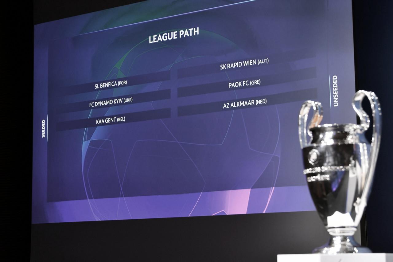 Benfica de Jorge Jesus tem seu confronto na Champions League definido; confira os duelos
