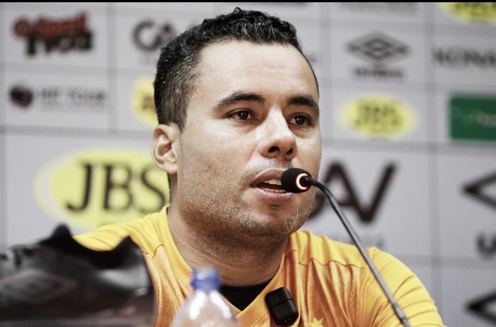 Jair Ventura exalta valentia do Sport no empate com o Palmeiras