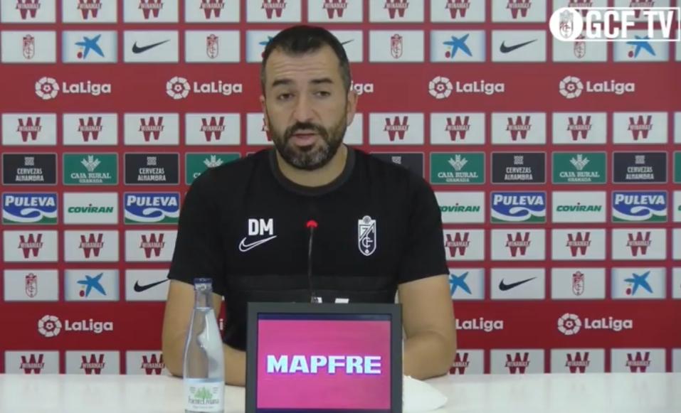 """Diego Martínez: """"Vamos a necesitar todo de todos"""""""