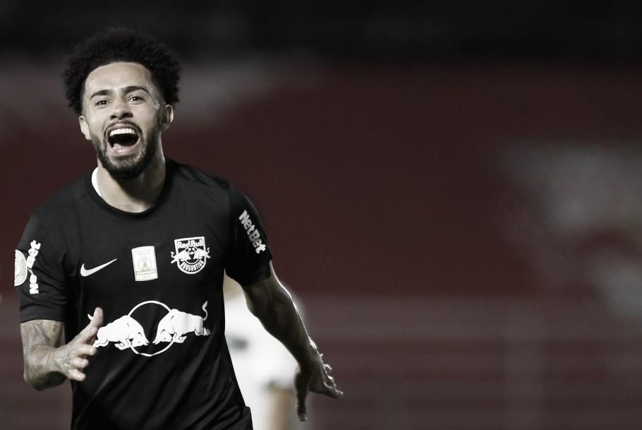 """Claudinho elogia elenco em classificação do RB Bragantino na Copa do Brasil: """"Superação"""""""