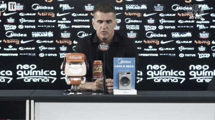 Foto: Reprodução/Corinthians TV