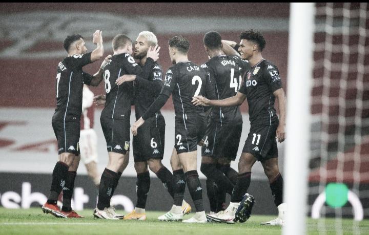 Foto: Divulgação/Aston Villa