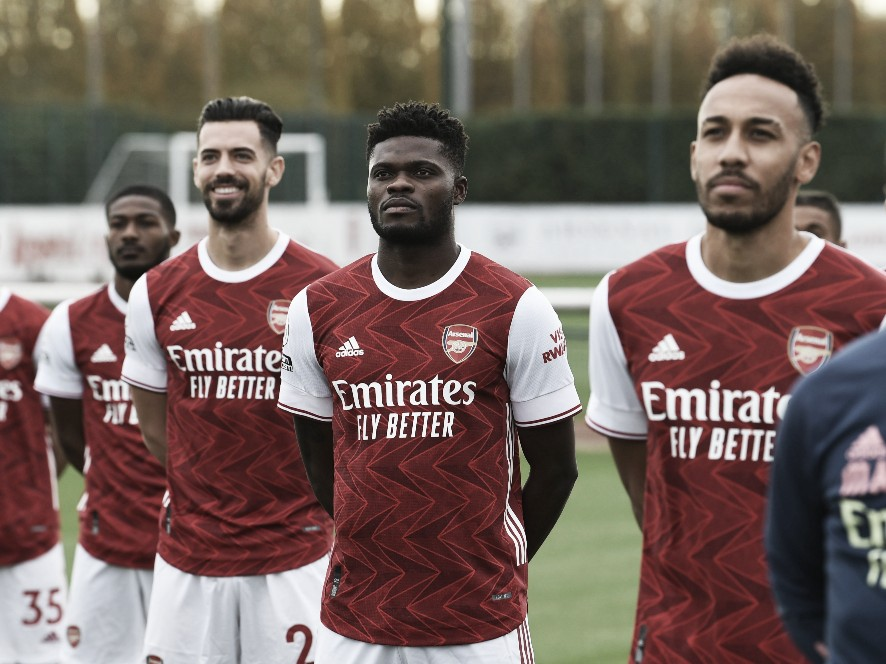 Arsenal y un equipo en construcción