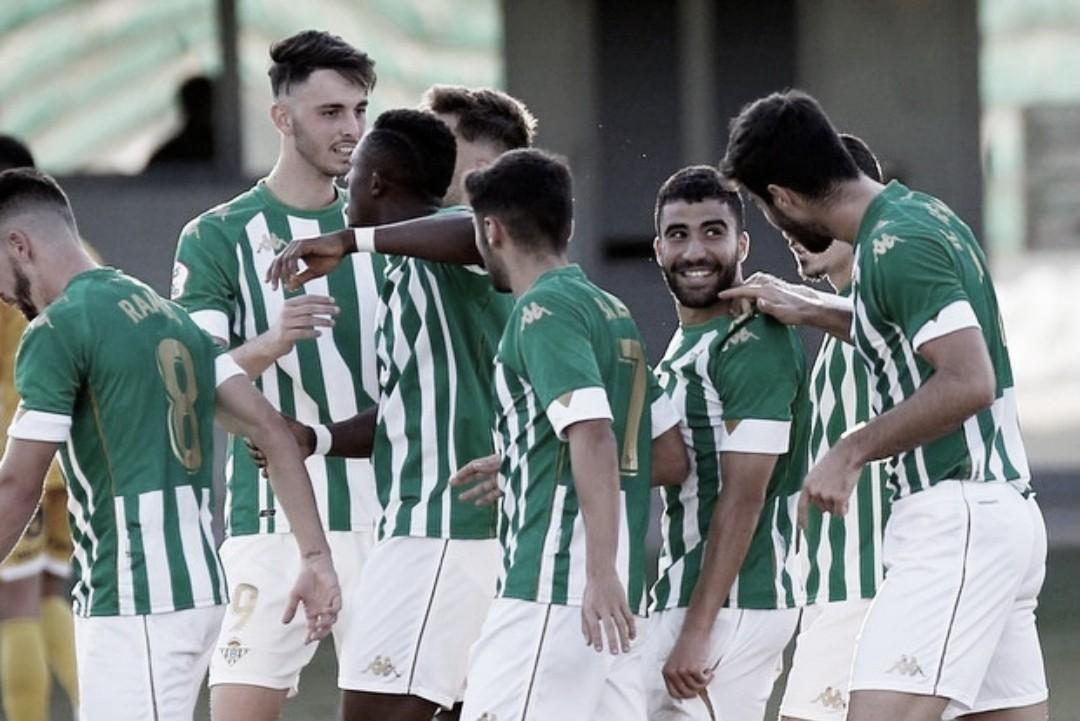 Empate entre el Betis Deportivo y el UCAM Murcia, líder del grupo