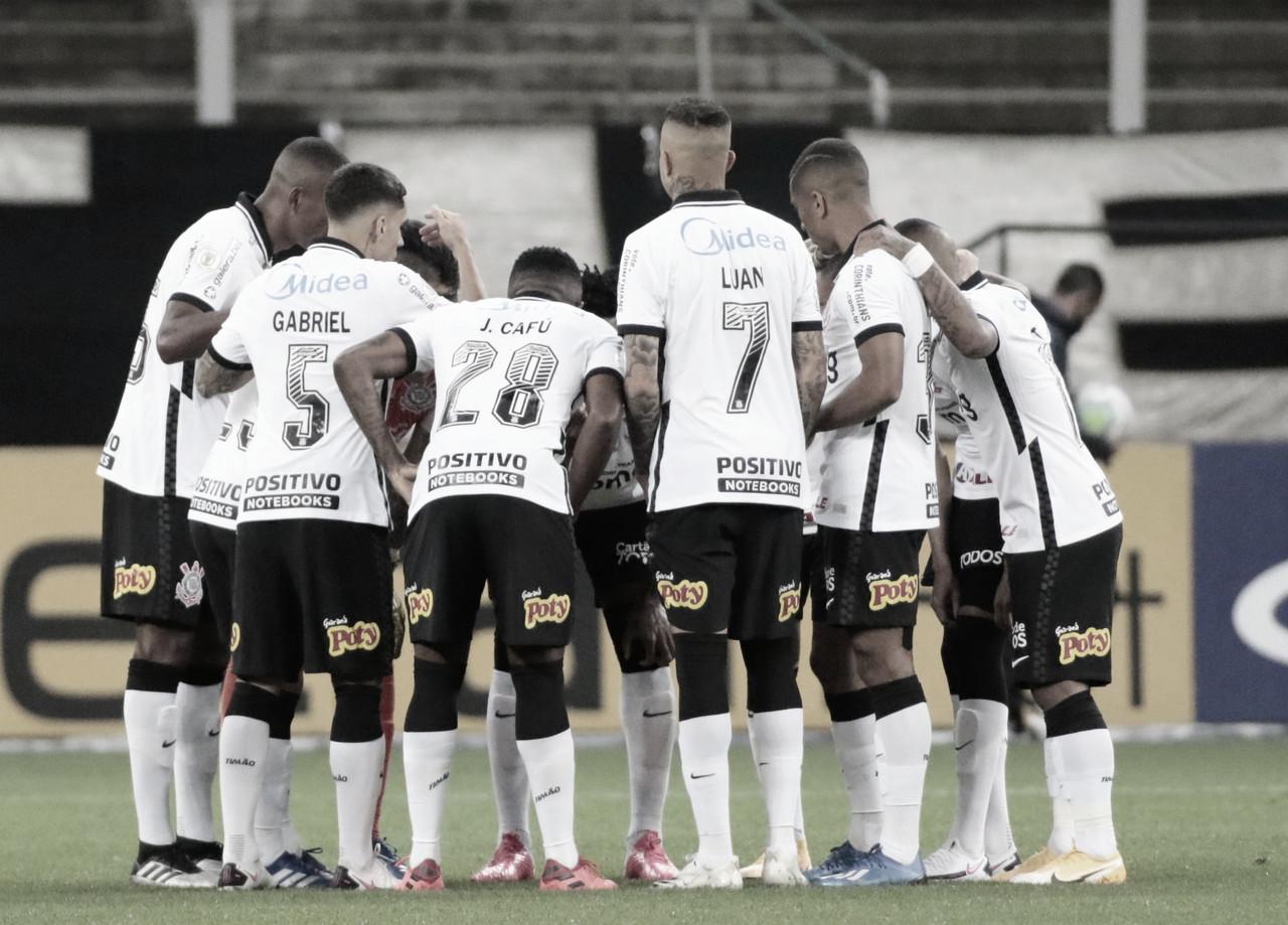 Foto:Rodrigo Coca/Agência Corinthians