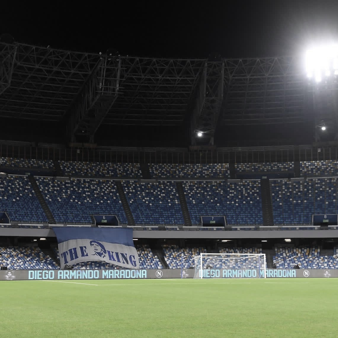 Previa Nápoles - Real Sociedad: Una final en el campo de un dios