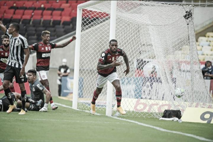 Dominante e avassalador, Flamengo goleia reservas do Santos