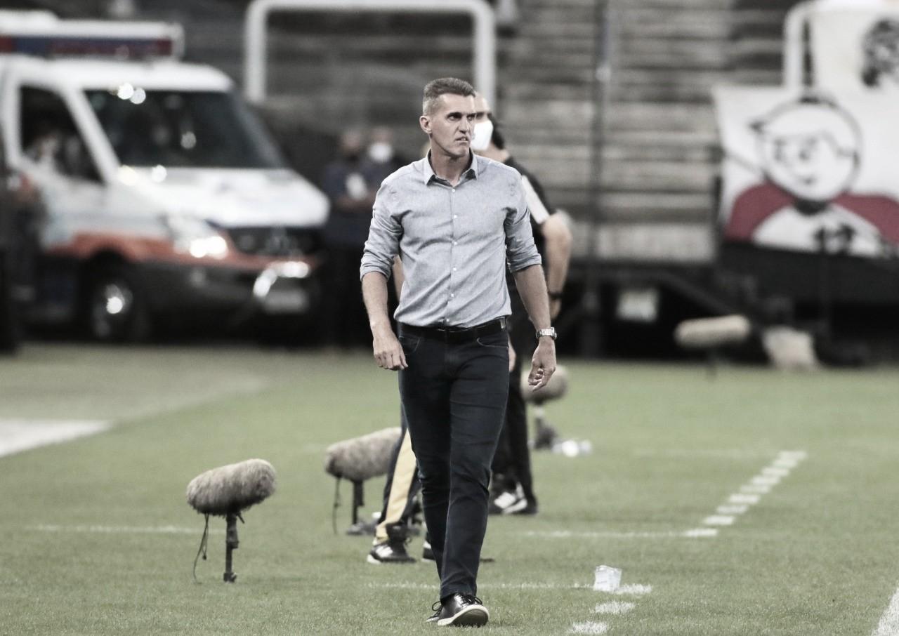 Para Mancini, '1 a 0 foi até pouco' diante do São Paulo