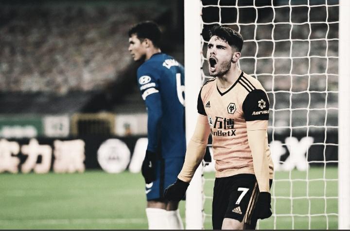 Wolverhampton surpreende e vence Chelsea de virada na Premier League