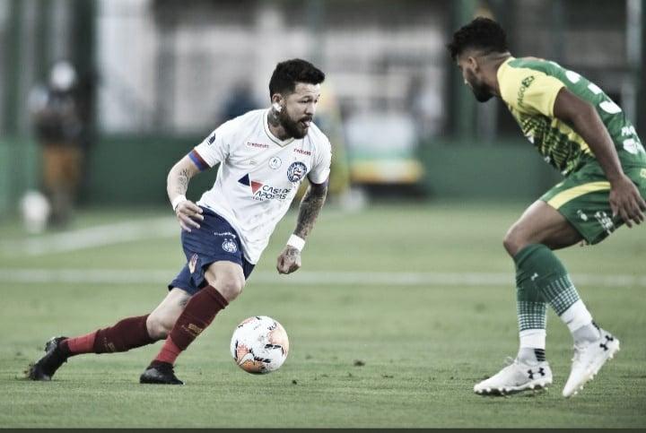 Bahia volta a perder para Defensa y Justicia e é eliminado da Copa Sul-Americana