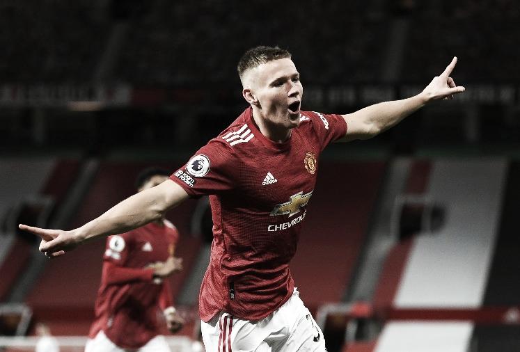 Un sorprendente United vapuleó al Leeds
