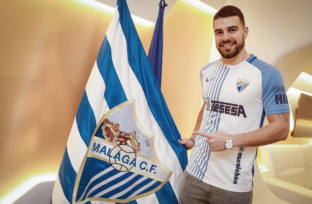 Oficial: Alex González llega libre al Málaga