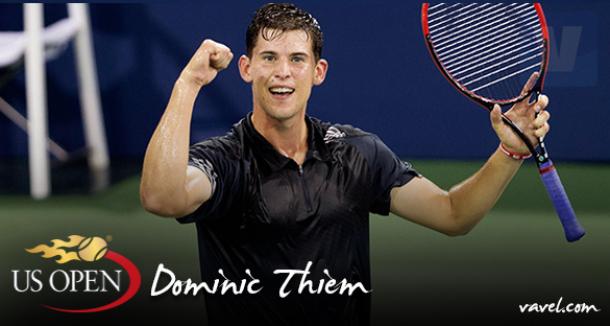 US Open 2015: Dominic Thiem, a confiança da revelação austríaca