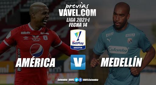 Previa América de Cali vs Independiente Medellín: dos necesitados de tres puntos para afirmarse entre los ochos