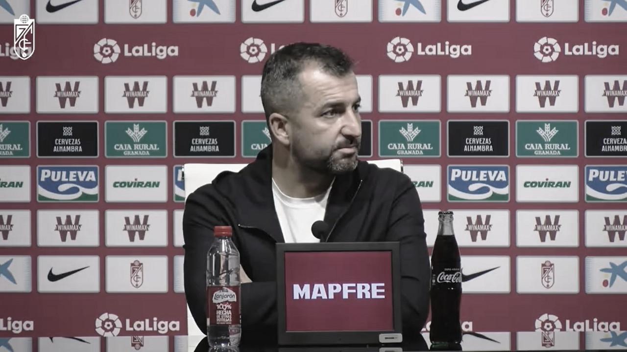 """Diego Martínez: """"Soy el primero en las derrotas y el último en las victorias"""""""