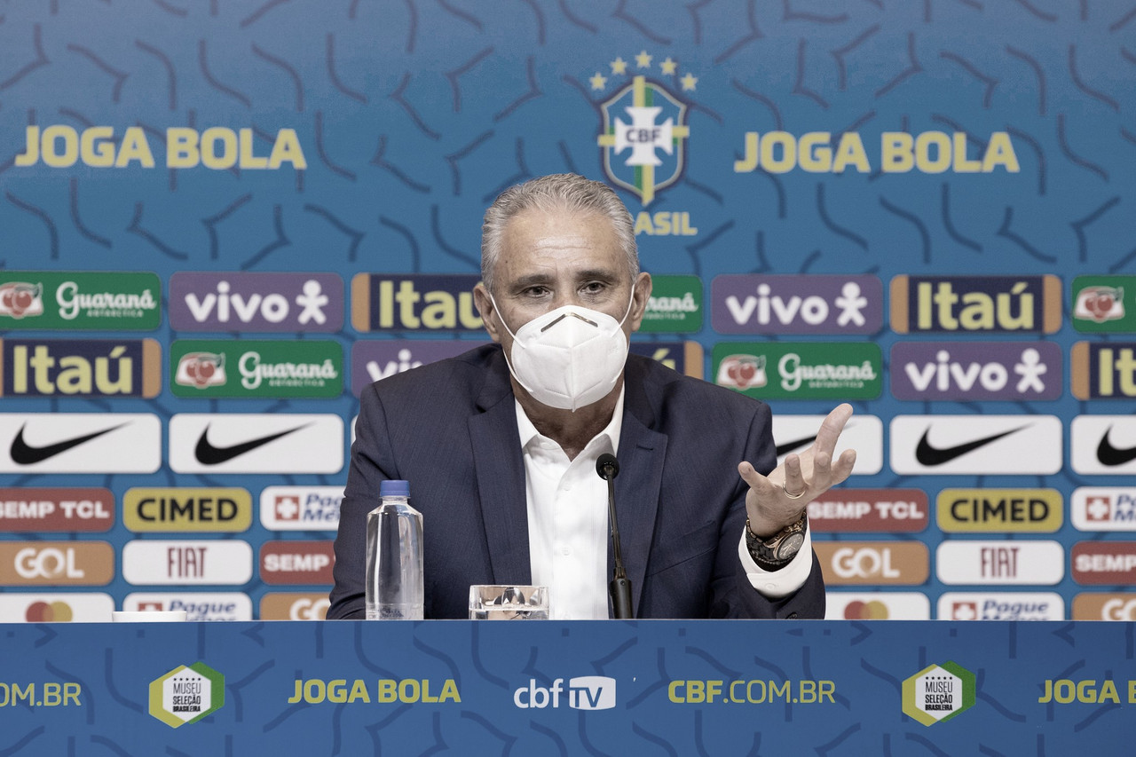 Tite convoca Seleção Brasileira para Eliminatórias; quatro jogadores atuam no Brasil