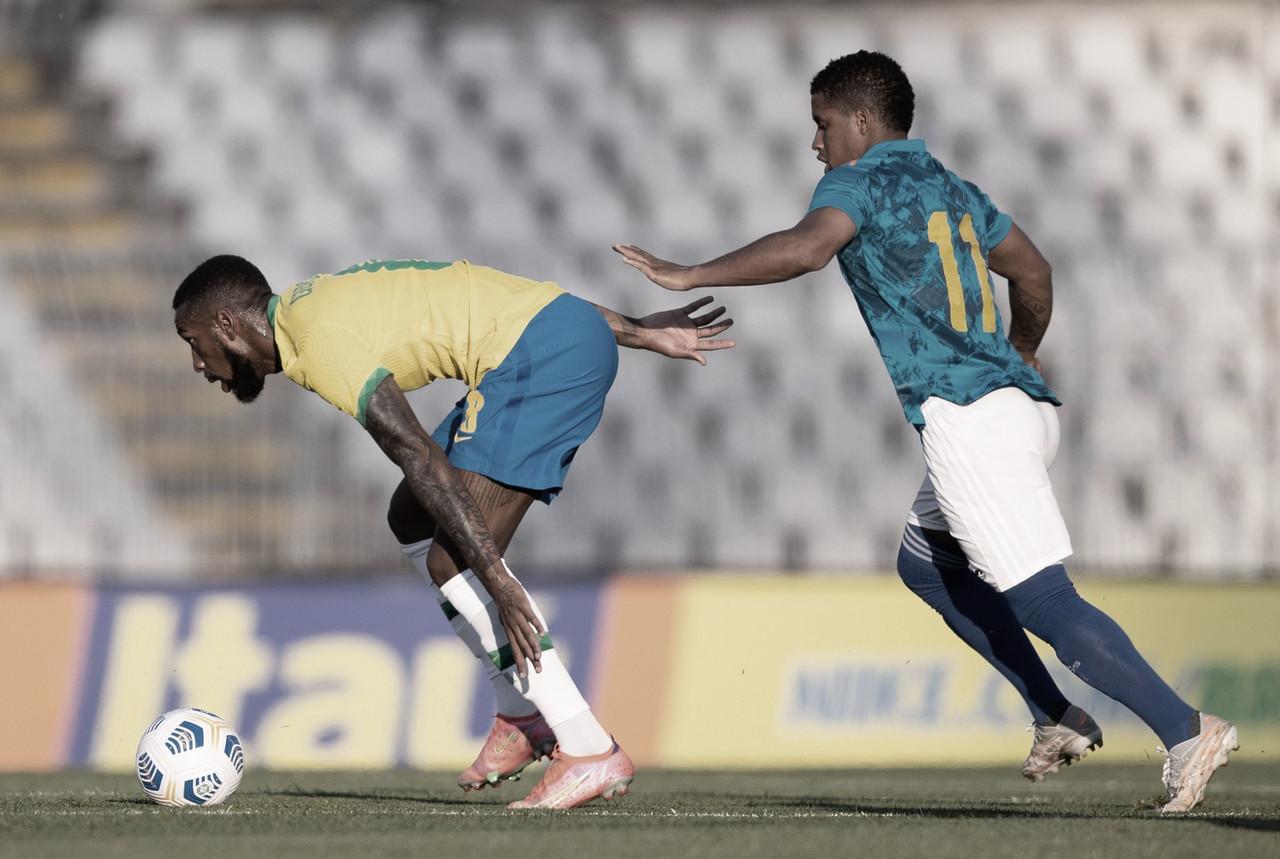 De virada, Seleção Olímpica do Brasil perde para Cabo Verde