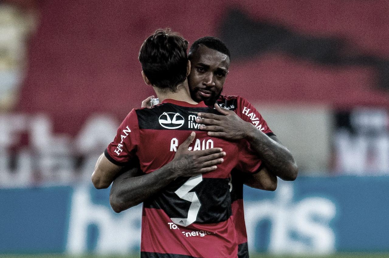 Tchau, Coringa! Gerson se despede do Flamengo, mas espera 'um dia voltar'