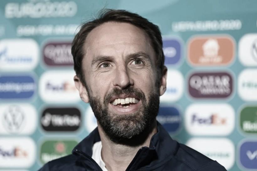 """Southgate: """"Ponerse la camiseta de Inglaterra tiene que ser un orgullo"""""""