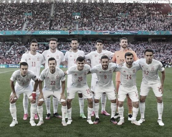 Análisis de España: la selección que habla cuando juega