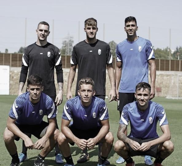 Los canteranos del Granada CF piden paso