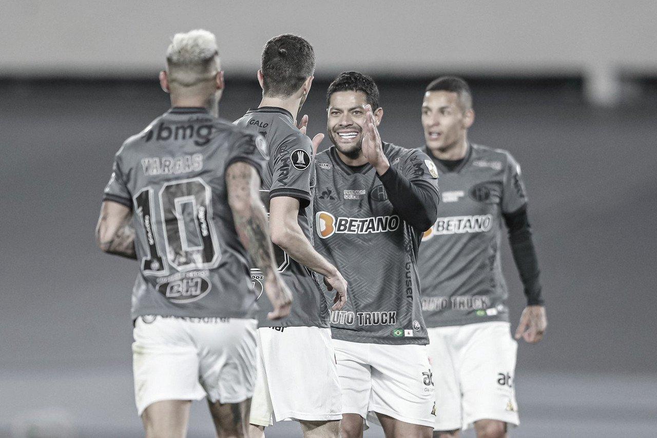 Embalado e com sequência de vitórias, Atlético-MG enfrenta Palmeiras no Mineirão