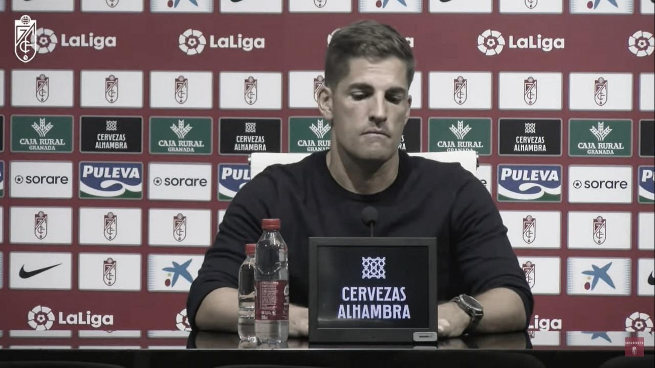 """Robert Moreno: """"Vamos a ir mejorando en nuestro juego y rendimiento"""""""
