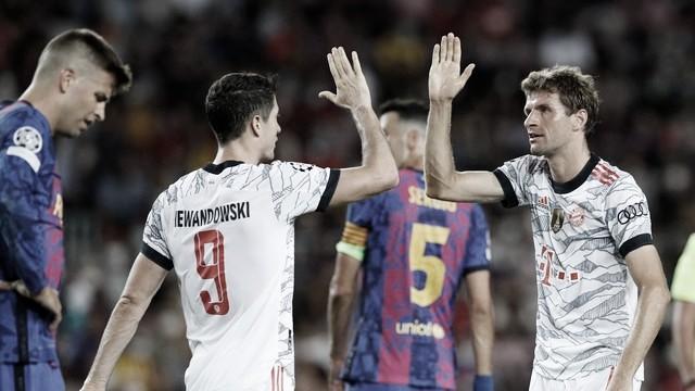 Bayern tem nova atuação dominante sobre Barcelona e estreia na Champions League com vitória no Camp Nou