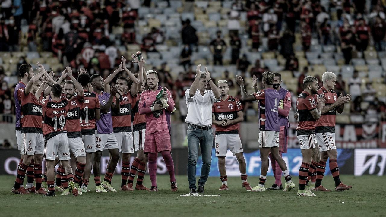 Flamengo derrota Barcelona, aumenta série invicta na Libertadores e iguala Corinthians