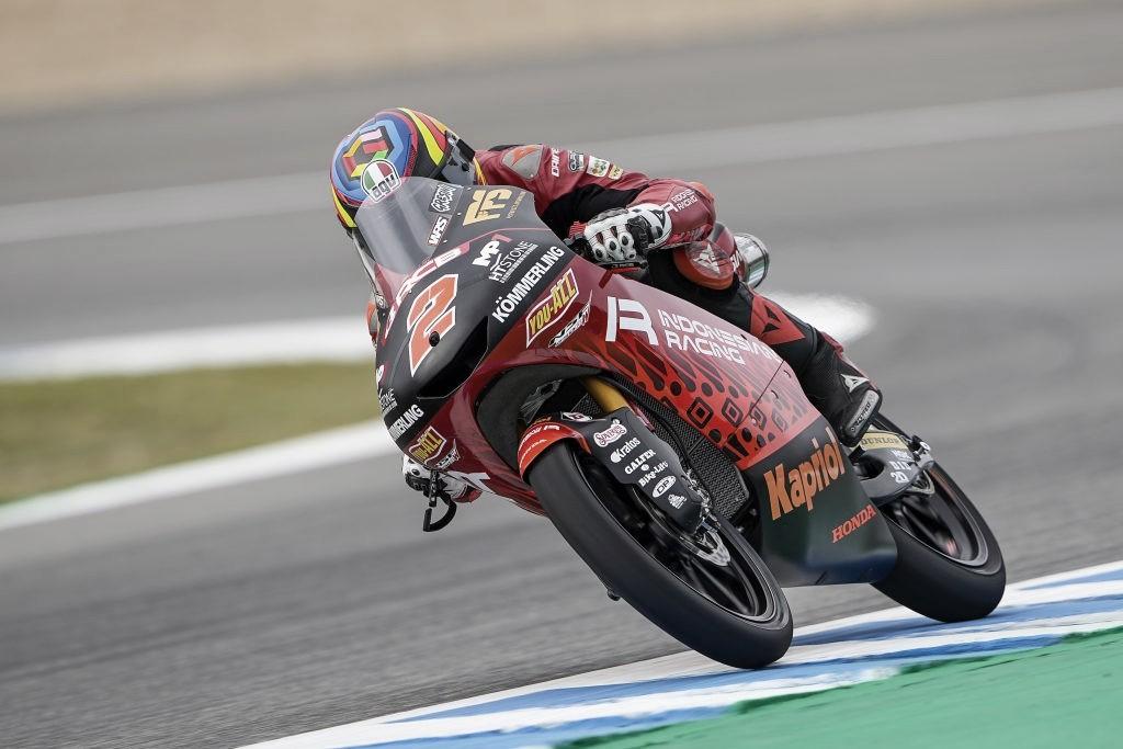 FP2 Moto3 GP España: Gabriel Rodrigo imbatible
